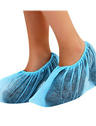 Non-woven fabric disposable Overshoes/Shoes Covers for Shoes 100 PCS