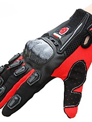 High Quality Winter Warm Windproof Protective Full Finger Sports Racing Cycling Motorcycle Gloves