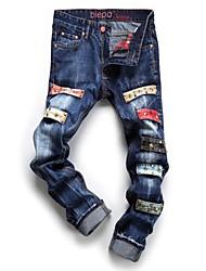 Men's Jeans , Casual/Work Pure Cotton