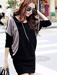 Women's Dresses Casual Long Sleeve