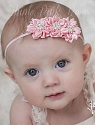 8pcs baby New fashion Beautiful Headband Baby Girls flowers headbands kids' hair accessories