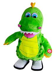 électrique dinosaure tout-petits jouets éducatifs