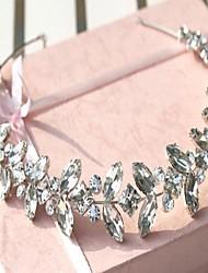 Flexible Diamond Crown Bride  Headpieces