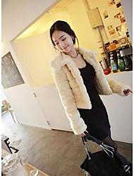 WSE Европа и США женский досуг нерегулярные теплая зима пальто
