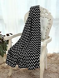 простой&opulence® печати одеяло ватки