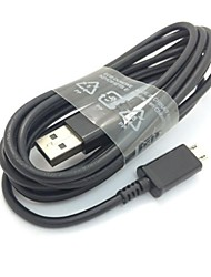 2M 6.6ft Micro USB Charger Charging Sync Data Cable for Samsung S3/S4 HTC Sony Nokia