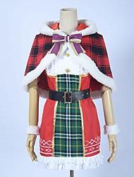Love Live! School Idol Festival SR Card Nozomi Tojo Cosplay Christmas Costume