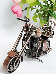 Motorcycle Model  Decoration  Creative Birthday Gift  (Picture Color)