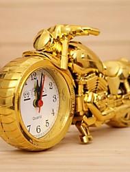 Fashion Decoration Motorcycle Model Alarm Clock