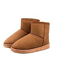 женская обувь снега сапоги низком каблуке ботильоны больше цветов