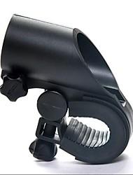 ovest biking® nuova clip della luce anteriore della bicicletta di riciclaggio della bici del supporto della torcia supporto della staffa della torcia
