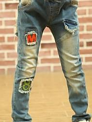 virar 9 calça jeans backpocket