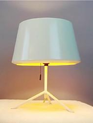 1 Light Modern Desk Lamps Spray Paint Metal