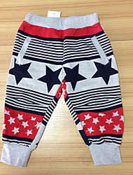 Boy's Fashion Joker Pentagram Casual Pants