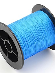 Abrasion Resistant Fishing Line 0.45mm (200m long,36.2kg, Blue)