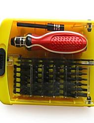 13.5*9*3cm 38PCS CRV Hand Tools Set