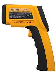 -50 ℃ -950 ℃ ± 1,5% IR sin contacto de temperatura termómetro infrarrojo pistola medir Taitan t950c