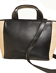 BLKL Fashion Single Shoulder Handbag Handbag (Black)-3