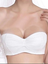 Cotton Demi Cup Maximum Lift Wedding Bra