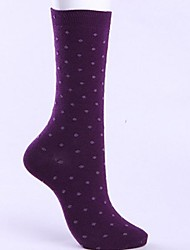 Women's Fashion All Match Jacquard Socks