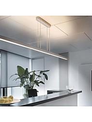 Pendant Light 1 Lights Modern Single-Barrelled Metal 220-240V