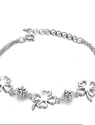 IDOO Four Leaves Bracelet SP014-077