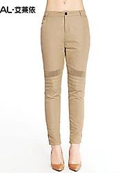 Women's Bodycon/Plus Sizes Pants Inelastic Red/Black/Gold