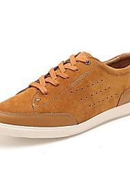 Scarpe da uomo Casual Di pelle Sneakers alla moda Nero/Blu/Marrone