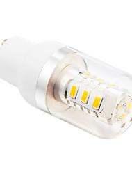 GU10 4W 15xsmd 5730 280lm 2500-3500k теплый белый свет привел мозоли луковицы серебряную проволоку (AC 85-265V)
