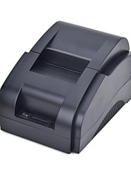 Xprinter XP-58IIH USB Thermal Cash Receipt Printer (Black)