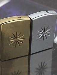 persönliche Gravur Sonnenblumen Muster Elektronik-Feuerzeug