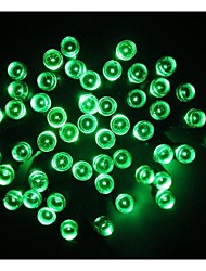 21m Solar Powered Colors 200 LED Xmas Party Indoor Outdoor Fairy StringLight Christmas Lamp -Green