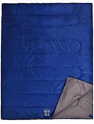quarto duplo saco de dormir confortável porta para fora