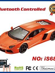 i-contrôle agréé voiture bluetooth Lamborghini pour iPhone, iPad et Android is680