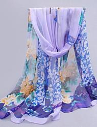 Bufanda Mujer Bonito / Trabajo / Casual - Raso