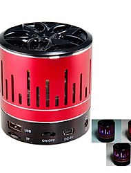C-203 Mini Portable Wireless Bluetooth Speaker Supports TF Card Slot and Handsfree Functions