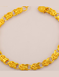Coky Cassic  Gold Plated 24K Gold Bracelet Jewelry