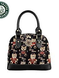bolsa para compra de maré moda bolsas casuais mulheres Daka Bear® coreano