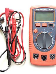 Digital Display Multimeter BLACKS TOOLS HR-200