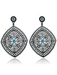 Women's Fashion Vintage  Acrylic Diamond Stud  Earrings(More Colors)