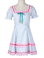Date A Live Yoshino Cosplay Costume