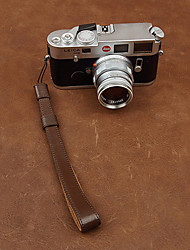 CAM-in CAM2082 Genuine Leather Universal Wrist Strap for Camera
