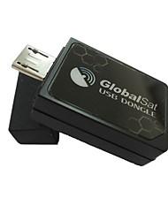 Globalsat ND-105c gps ricevitore USB con il micro usb interfaccia cena mini gps dongle per tablet pc smartphone Android