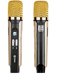 Hifier Mc-094 Wired Condenser Microphone for Computers Karaoke and Mobile Phone