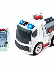 Car Silverlit Ambulance RC Car White Ready-To-GoRemote Control Car / Remote Controller/Transmitter / Battery Charger / User Manual /