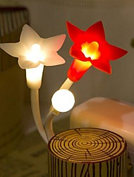 LED A Stake Rose Night Light