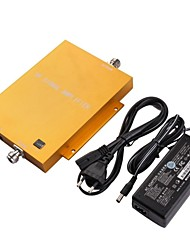 Dual Band CDMA 850MHz 3G 2100MHz Signal Mobile Cellphone Booster Repeater Amplifier