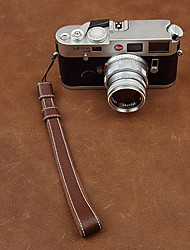 CAM-in CAM2085 Genuine Leather Universal Wrist Strap for Camera