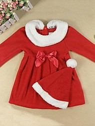 Santa Claus Coming! Classic Kids Christmas Costume