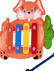 Cartoon Beat Musical Puzzle Toys(Colors Random)